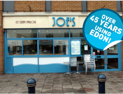 Joe's Ice Cream Parlour – Wales